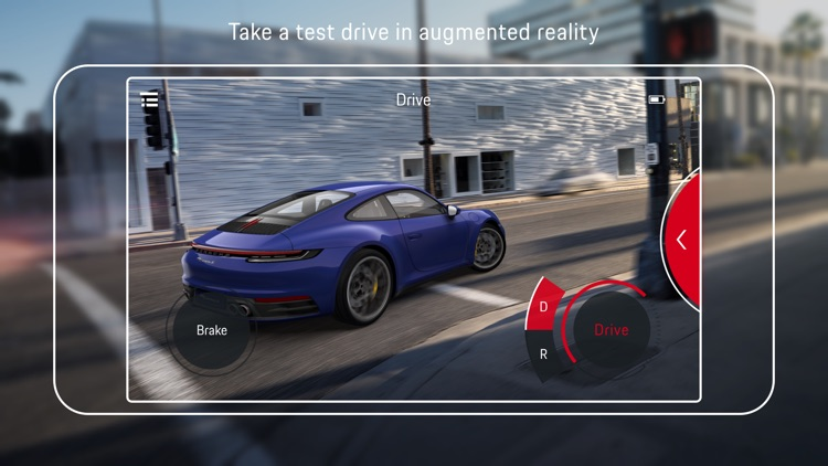 Porsche AR Visualizer screenshot-4
