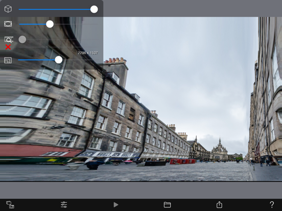 Wide Conversion Lens screenshot 14