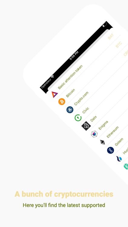 Chimere - Crypto Exchange