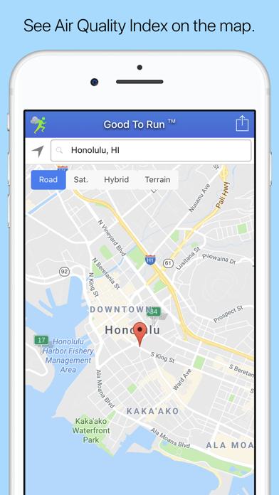 Good To Run Screenshot