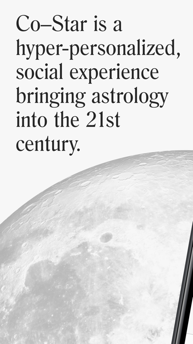 Co–Star Personalized Astrology screenshot 1