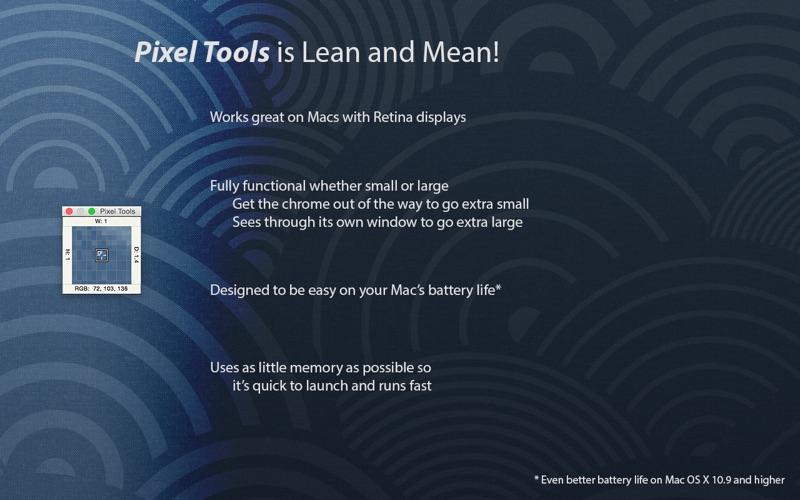 Pixel Tools for Mac