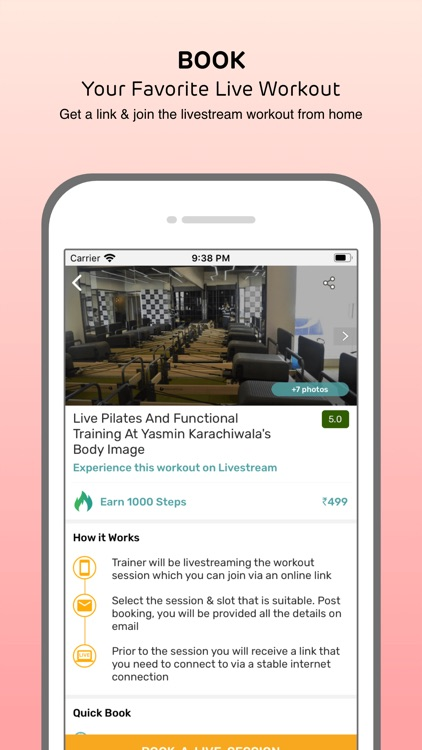 Fitternity - Fitness App screenshot-3