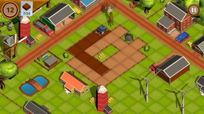 TractoRush : Cubed Farm Puzzle screenshot 4