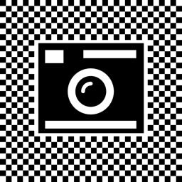Ícone do app Pixel Art Camera