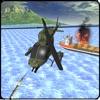 ヘリコプター戦闘空爆