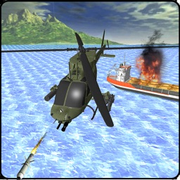 Helicopter Fight Air Strike