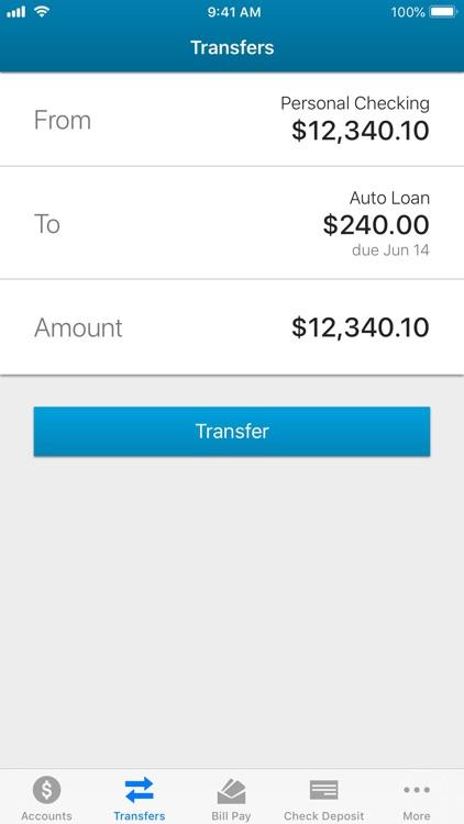 EECU Mobile Banking screenshot-3