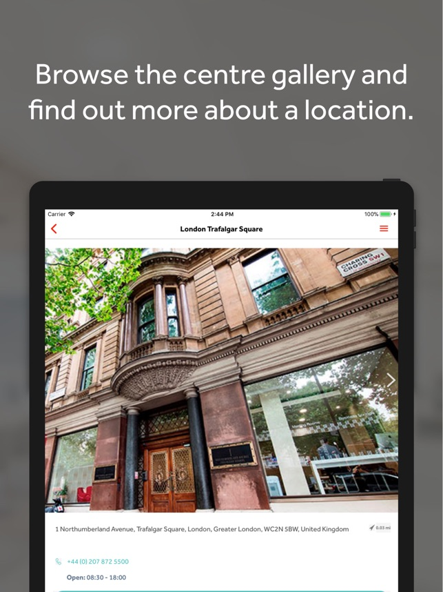 Regus: Offices & Meeting Rooms on the App Store