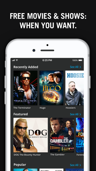 download Pluto TV - Live TV and Movies apps 0