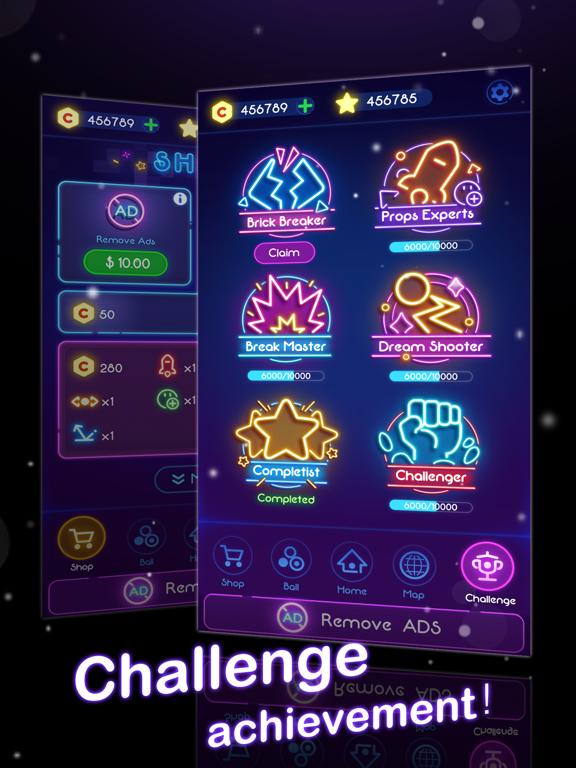 Crystal Blast - Brick Balls screenshot 10