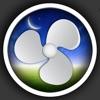 ベッドタイムファン - ホワイトノイズスリープサウンド - iPhoneアプリ