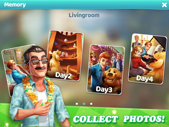 Dream Home Match 3 Puzzles Gam screenshot 10