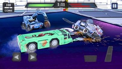 Robot Car Battle Wrestling screenshot 6