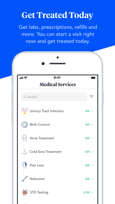 cancel HeyDoctor by GoodRx app subscription image 1