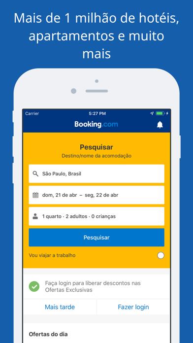 Baixar Ofertas de viagem Booking.com para Pc