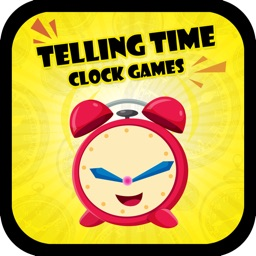 Learn Telling Time Clock Games