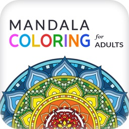 Mandala Coloring - For Adults