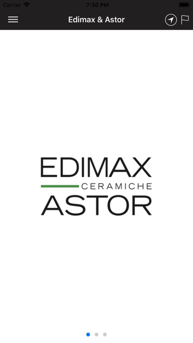 Screenshot of Edimax Astor1