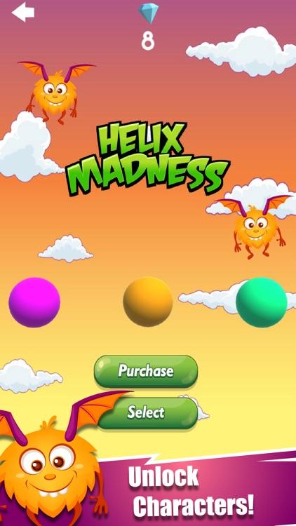 Helix Madness: Bounce Ball screenshot-3