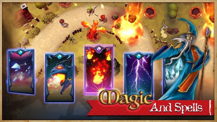 Beast Quest Ultimate Heroes screenshot-3
