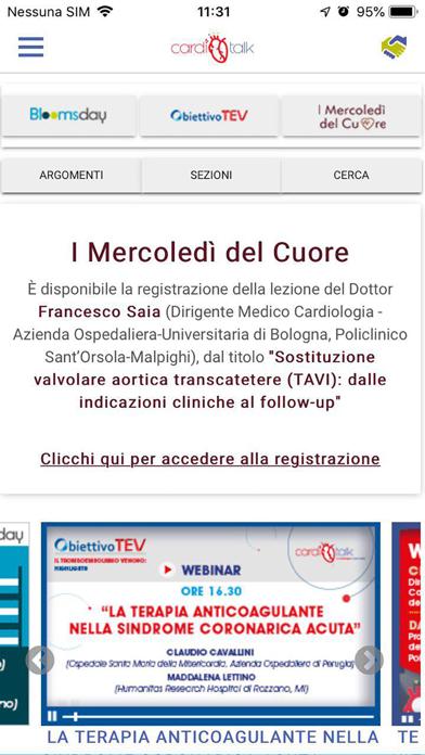 Screenshot #1 pour CardioTalk
