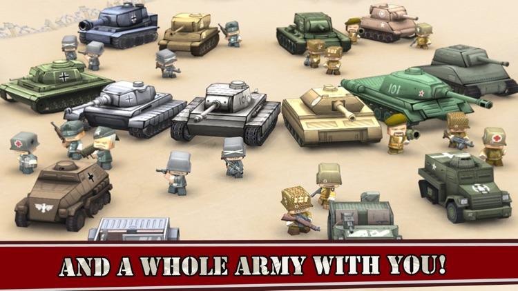 Call of Mini™ Battlefield! screenshot-4