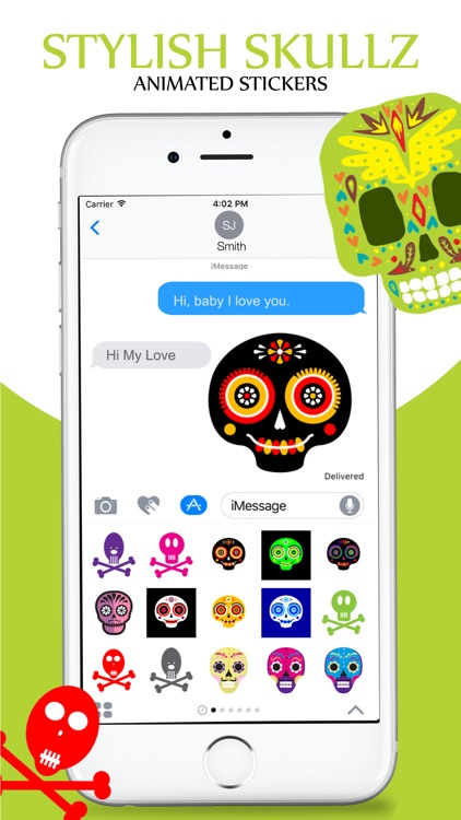 Animated Skulls screenshot-4
