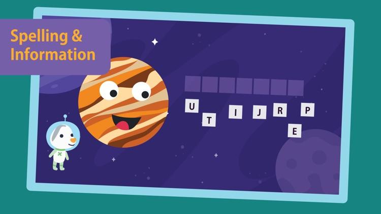 Kids Solar System - Adventure screenshot-5