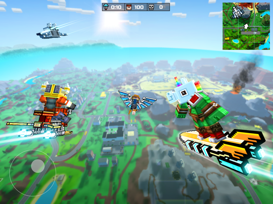 Screenshot #4 pour Pixel Gun 3D: FPS PvP Shooter