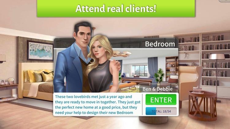 Home Designer Match Blast screenshot-3