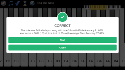 Voice Training - Learn to Sing screenshot three