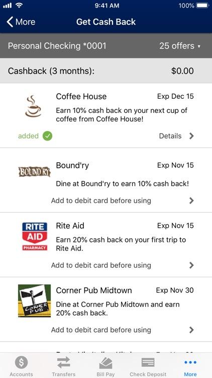 Point Breeze Credit Union App screenshot-6