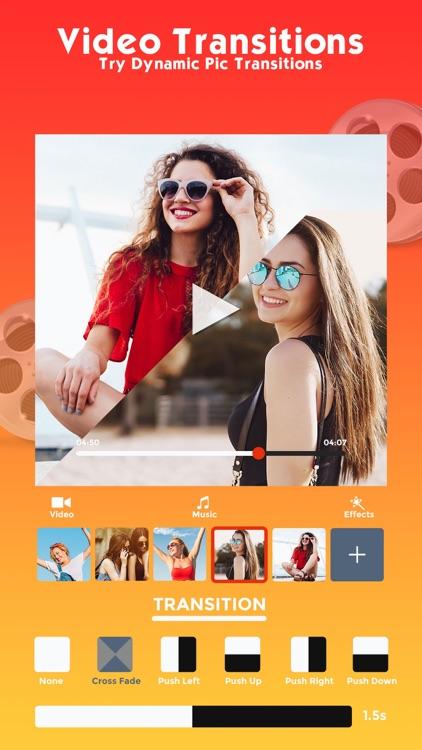 Video Maker Pro slideshow app screenshot-6