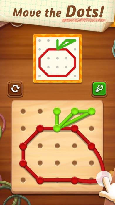 Line Puzzle: Color String Art screenshot 2