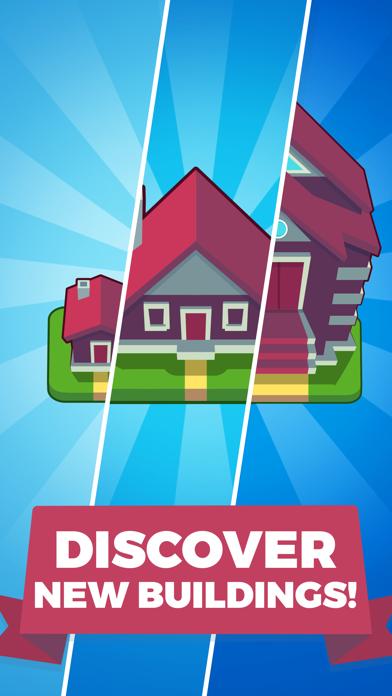 Merge Town! Screenshot