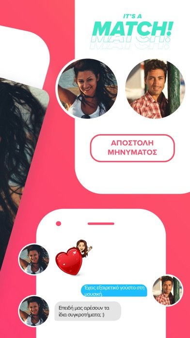Screenshot for Tinder in Greece App Store