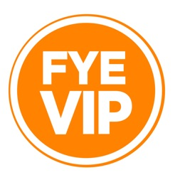 FYE Backstage Pass VIP on the App Store