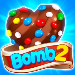 Candy Bomb 2: Match 3 Puzzle