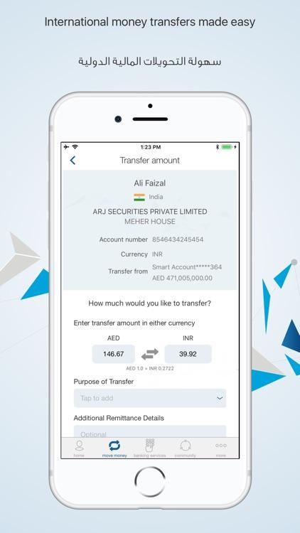 smartbanking by ADIB screenshot-3