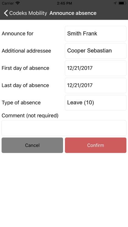 Codeks Mobility screenshot-3