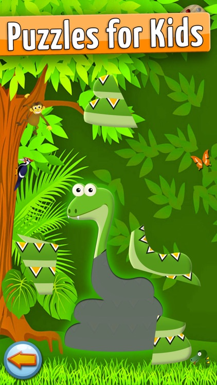 Forest:Toddlers Coloring Games screenshot-3