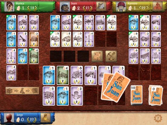 San Juan Screenshots