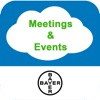 Bayer Meetings & Events - iPhoneアプリ