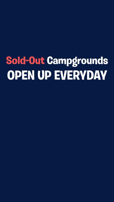 Camp Tracker Tent & RV Camping Screenshot