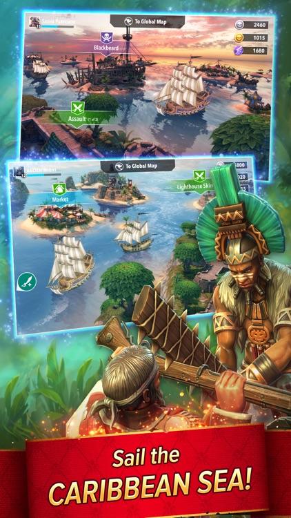 Pirate Tales screenshot-4