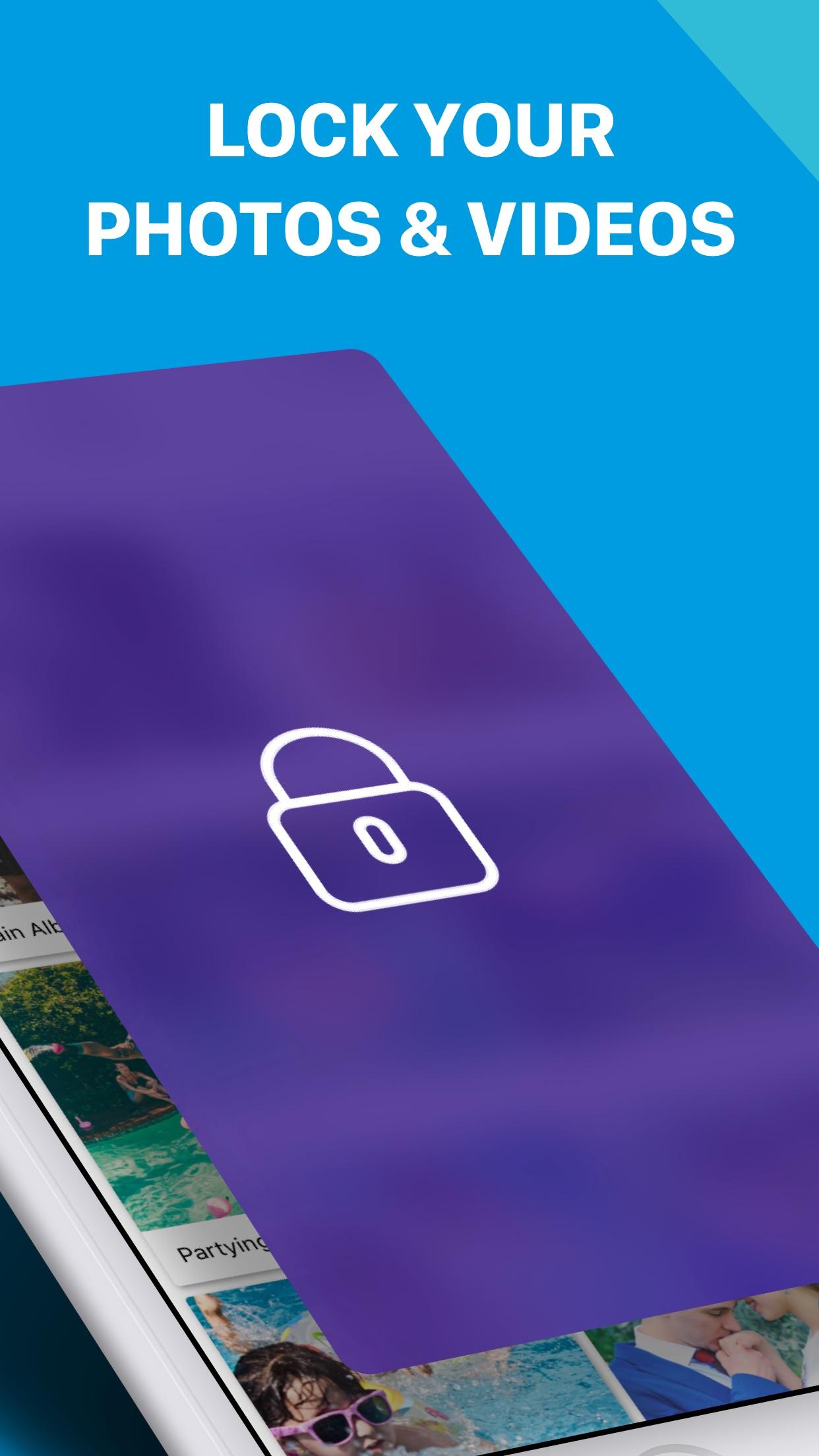 Secret Photo Vault - Keepsafe Screenshot