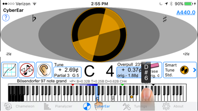 CyberTuner Screenshot