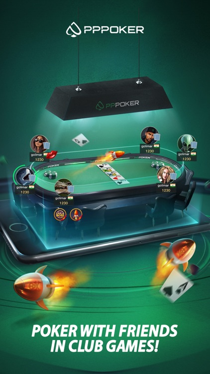 PPPoker-Holdem, Omaha, OFC screenshot-3