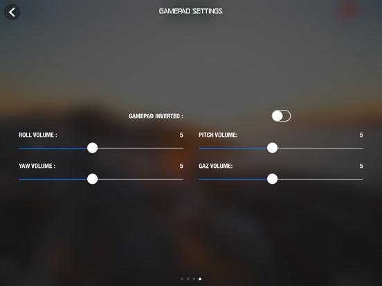 Drone Controller for Bebop screenshot 17
